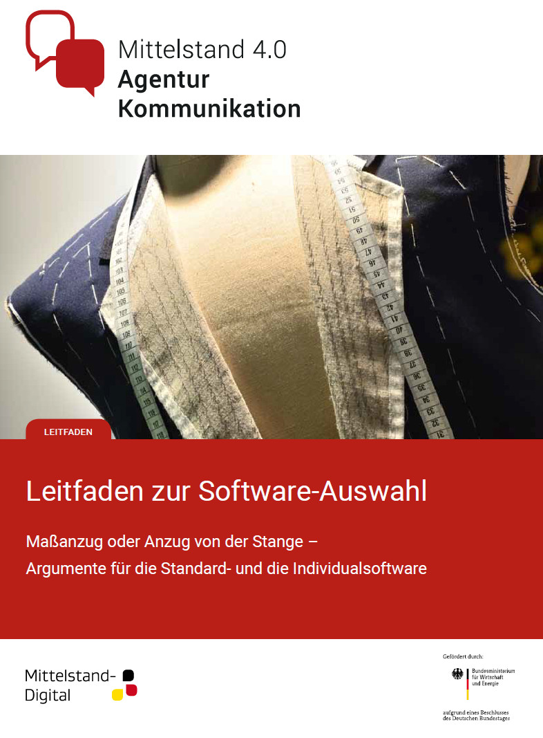 Software-Auswahl