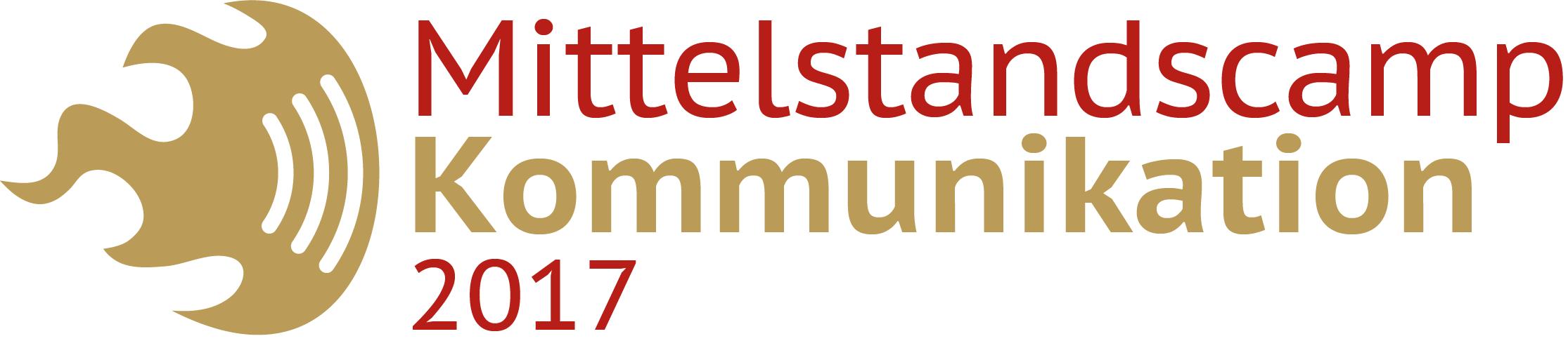 Logo Mittelstandscamp Kommunikation