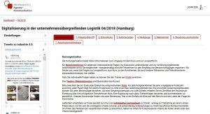 Die Online-Plattform www.spoc-mittelstand.digital